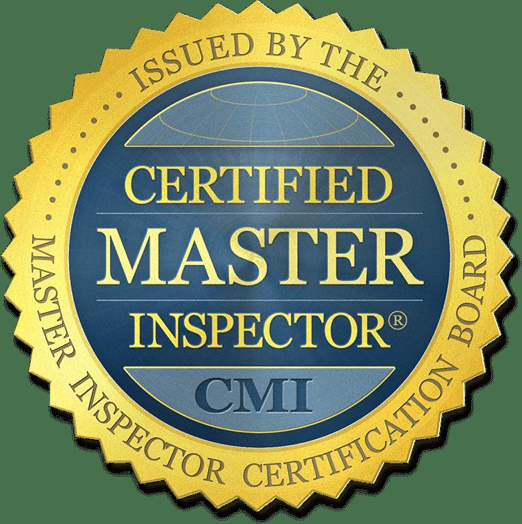 Certified Master Inspector - CMI