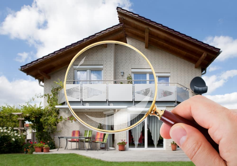 top 10 questions to ask home inspector when inspecting a home through a looking glass