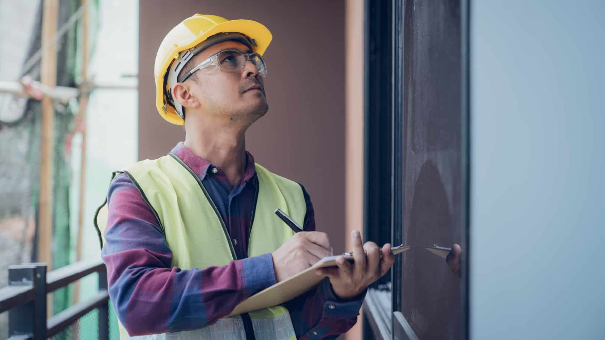 professional inspection for property manager inspection