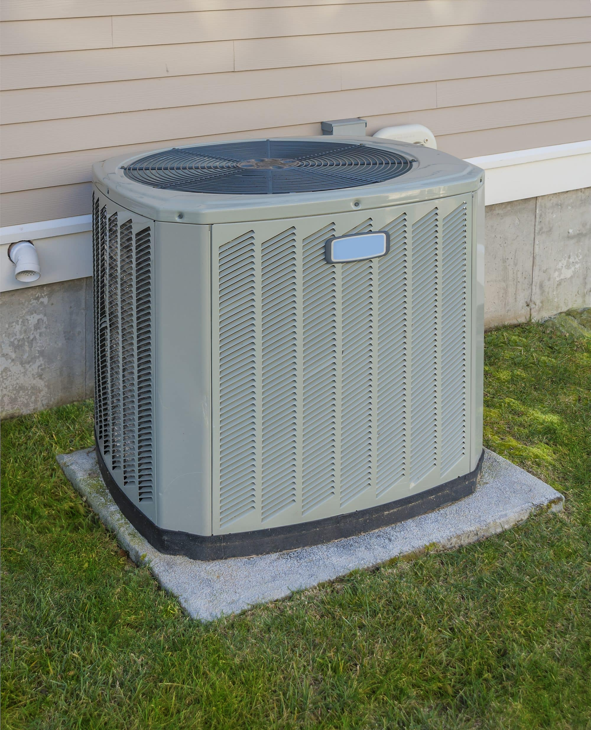 HVAC air conditioner handler