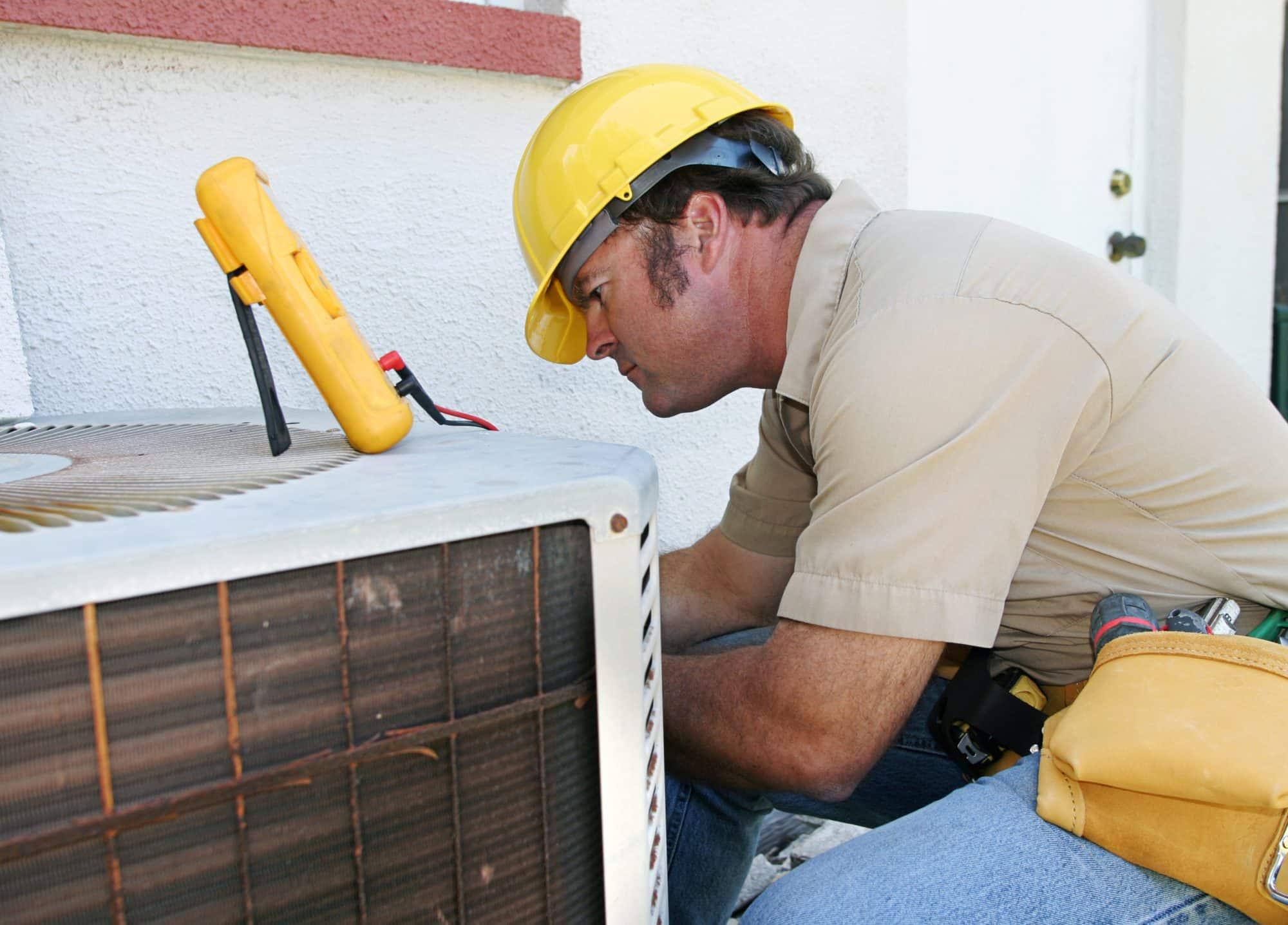 professional HVAC maintenance