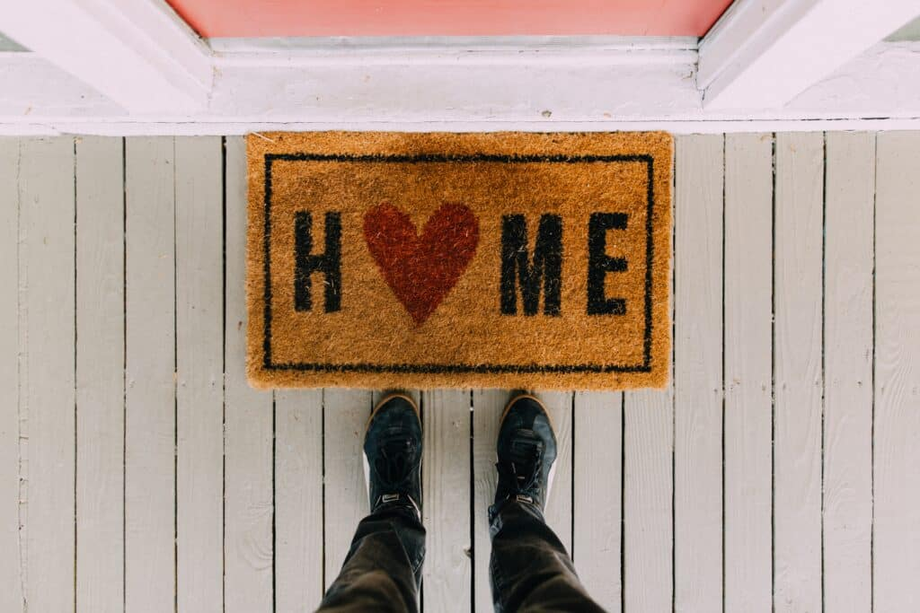 Don't just roll out the welcome mat for buyers. Make the inspector at home as well.